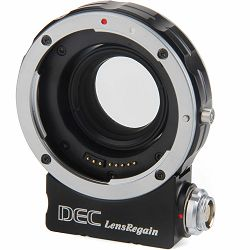 Aputure DEC LensRegain for MFT Speed booster Wireless Focus and Aperture Controller Lens Adapter for EF and EF-S Mount Lenses to Olympus Panasonic micro4/3
