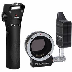 Aputure DEC Vari-ND Wireless Focus & Aperture Controller adapter Canon EF Lens to Olympus Panasonic MFT micro4/3