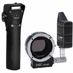 Aputure DEC Vari-ND Wireless Focus & Aperture Controller adapter Canon EF Lens to Olympus Panasonic MFT micro4/3