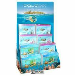 Aquapix counter display (58002)