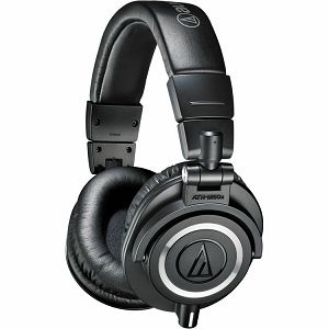 Audio-Technica ATH-M50x Monitor Headphones (Black) profesionalne studio slušalice