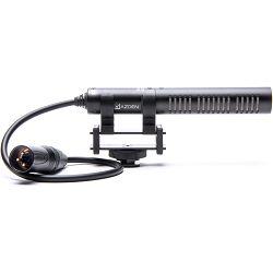 Azden SGM-PDII Mini Shotgun Microphone with Wired Output Cable (XLR) mikrofon za DSLR fotoaparat i video kamere