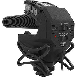 Azden SMX-30 Stereo-Mono-Switchable Video Microphone mikrofon za DSLR fotoaparat i kamere