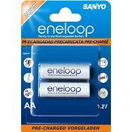 Sanyo Eneloop HR-3UTG-2BP, 2xAA punjive baterije