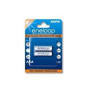 Baterije punjive Eneloop HR-4UTG-2BP, 2xAAA