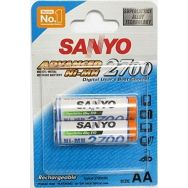 Baterije punjive Sanyo NiMH HR-3U-2BP 2xAA 2700 mAh