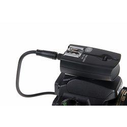 Bilora bežični okidač za bljeskalice FB1-N3 2.4 GHz flash trigger Wireless Remote Control N3 Nikon (komplet odašiljač + prijemnik) D750, D500, D610, D7200, D5600, D5500, D5300, D3400, D3300, D7100