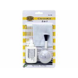 Bilora Clean Kit 5u1 set za čišćenje objektiva i fotoaparata
