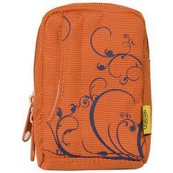 Bilora Fashion Bag Nano L orange narančasta torbica za kompaktne fotoaparate pouch case small bag for compact camera