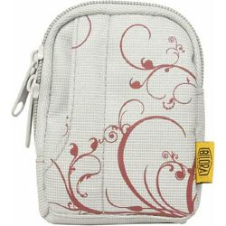Bilora Fashion Bag Small light grey svijetlo siva torbica za kompaktne fotoaparate pouch case small bag for compact camera