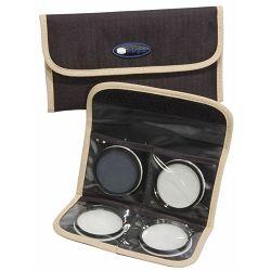 Bilora Filter Etui until 58mm for 4pcs torbica za 4 filtera dimenzija 37-77mm (7025-77)