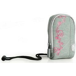 Bilora Jeans I grey torbica za kompaktne fotoaparate pouch case small bag for compact camera