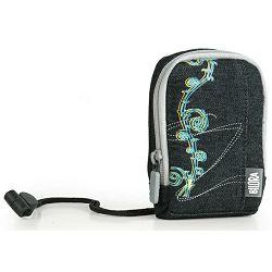 Bilora Jeans II black crna torbica za kompaktne fotoaparate pouch case small bag for compact camera
