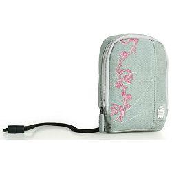 Bilora Jeans II grey torbica za kompaktne fotoaparate pouch case small bag for compact camera