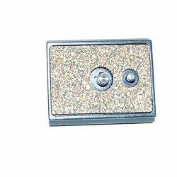 Bilora Quick release plate for model 3350-P, 3351-P brzo skidajuća pločica za glavu stativa (3355-P)