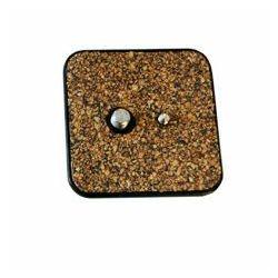 Bilora Quick release plate for model 3350-V, 3351-V, 3370+71-V brzo skidajuća pločica za glavu stativa (3355-V)