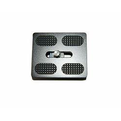Bilora Quick release plate for model 3380 and for model TA 254-1/-5/-2/TC 254-1 arca swiss brzo skidajuća pločica za glavu stativa (3385)