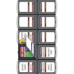 Bilora SD Card Organizer organizator za spremanje 10 SD kartica