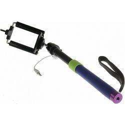 Bilora Selfie Pod II Blue SelfiePod with cable štap monopod za mobitele i smartphone (SP-2B)