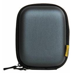 Bilora Shell Bag I metallic grey (360-30) torbica futrola za kompaktni fotoaparat