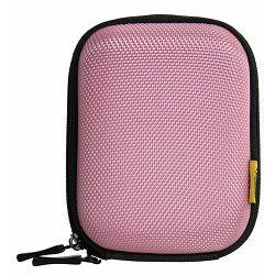 Bilora Shell Bag I pink (360-10) torbica futrola za kompaktni fotoaparat