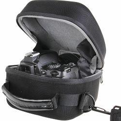 Bilora Shell Bag Reflex schwarz (369-1) torba futrola za DSLR, mirrorless ili kompaktni fotoaparat