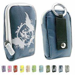 Bilora Style I blue plava torbica za kompaktne fotoaparate pouch case small bag for compact camera