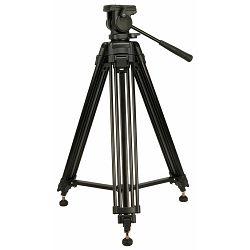 Bilora Video PRO 151cm 5kg Double Profilo stativ (936)