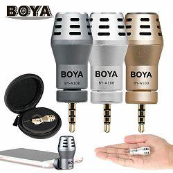 Boya BY-A100 Mini Lavalier microphone Smartphone mikrofon bubica samo za mobitele