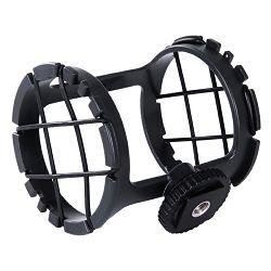 Boya BY-C03 anti shock mount for microphones elastische Halterung fur Mikrofone wie BY- PV02 (22-35mm)