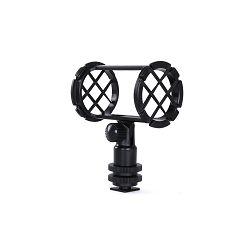 Boya BY-C04 anti shock mount for microphones elastische Halterung fur Mikrofone wie BY- PVM1000 (17-22mm)