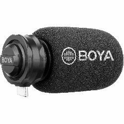 Boya BY-DM100 Shotgun Digital mikrofon for Android USB-C