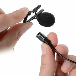 Boya BY-LM10 Lavalier microphone Smartphone mikrofon bubica samo za mobitele