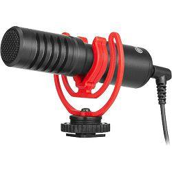 Boya BY-MM1+ Shotgun Universal Compact mikrofon