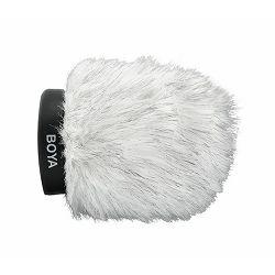 Boya BY-P10 Dead Cat Fluffy Windshield XS zaštita od vjetra za mikrofon Professional Dead Kitten