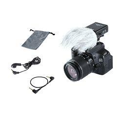 Boya BY-SM80 Stereo condenser microphone Kondensator kondenzatorski mikrofon za DSLR, video camera, audio recorder