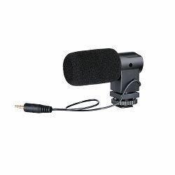 Boya BY-V01 Lightweight compact stereo microphone mikrofon za fotoaparate i kamere