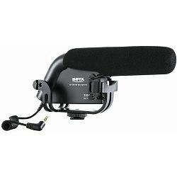 Boya BY-VM190 mikrofon za DSLR fotoaparate i kamere Camera Mounted Shotgun Microphone