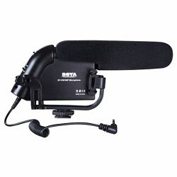 Boya BY-VM190P Camera Mounted Shotgun Microphone mikrofon za DSLR Kamera Richtmikrofon