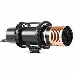 Boya BY-VM300PS Stereo Video Condenser Microphone Kondensator kondenzatorski mikrofon za DSLR, video camera, audio recorder (BY-VM300PS)