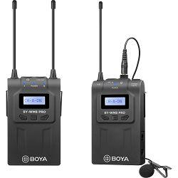 Boya UHF Dual Lavalier Microphone Wireless BY-WM8 Pro-K1 bežični mikrofon