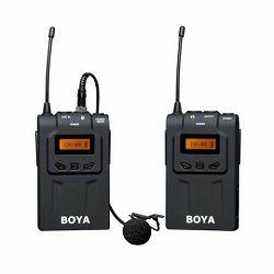 Boya UHF Lavalier Microphone Wireless BY-WM6 bežični mikrofon (BY-WM6)