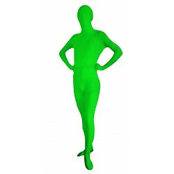 Bresser odijelo Chromakey green Full Body Suit XL unisex elastane