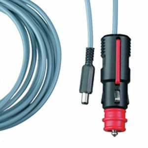 Broncolor connection cable for cigarette lighter for Mobil A2R / A2L Electrical Accessories, Flash Tubes and Lamps