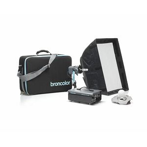 Broncolor HMI 400 Crossover kit Electronic Ballast Units
