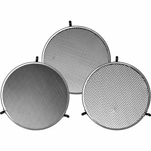 Broncolor honeycomb grids for P70, Ø 21.0 cm, set of 3 pieces Optical Accessorie