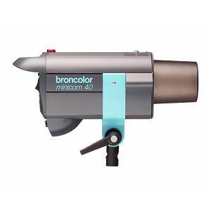 Broncolor Minicom 40 - multi-voltage unit optimized either for 230 V or 120 V Monolight