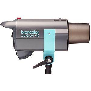 Broncolor Minicom 40 RFS 2 - multi-voltage unit optimized either for 230 V or 120 V Monolight