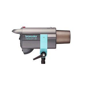 Broncolor Minicom 80 RFS - multi-voltage unit optimized either for 230 V or 120 V Monolight