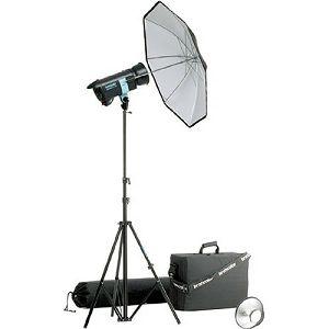 Broncolor Minicom Basic kit RFS * 5500 K  optimized for 230 V or 120 V Monolight